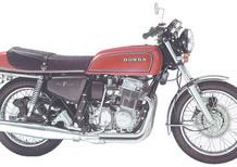 Honda CB 750 Super F1