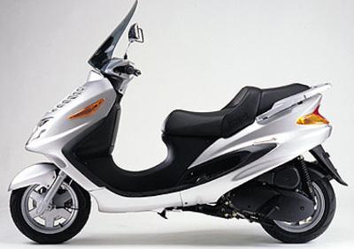 Italjet Moto Millennium 125