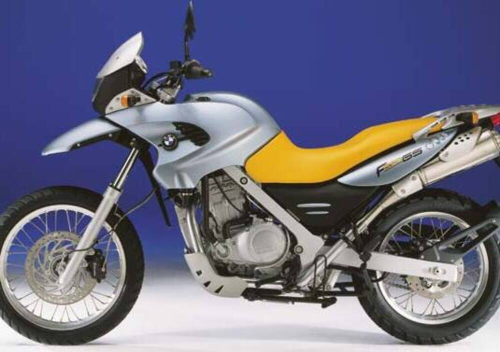 Bmw F 650 Gs 2000 03 Prezzo E Scheda Tecnica Moto It