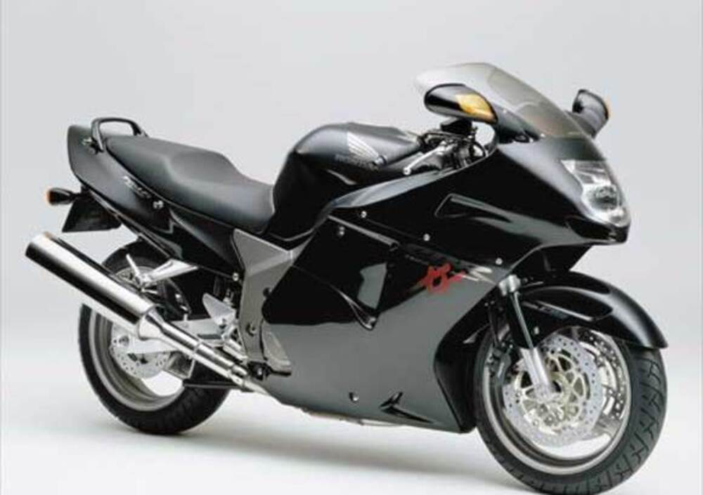 honda cbr 1100 xx superblackbird 1999 00 prezzo e scheda tecnica. Black Bedroom Furniture Sets. Home Design Ideas