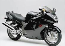 Honda CBR 1100 XX Superblackbird (1999 - 00)