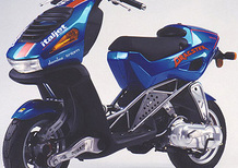 Italjet Moto Dragster  50 Kat
