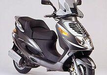 Italjet Moto Millennium 100