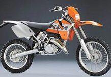 KTM EXC 125 (1999 - 01)