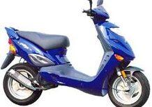 Adly Thunder Bike 100