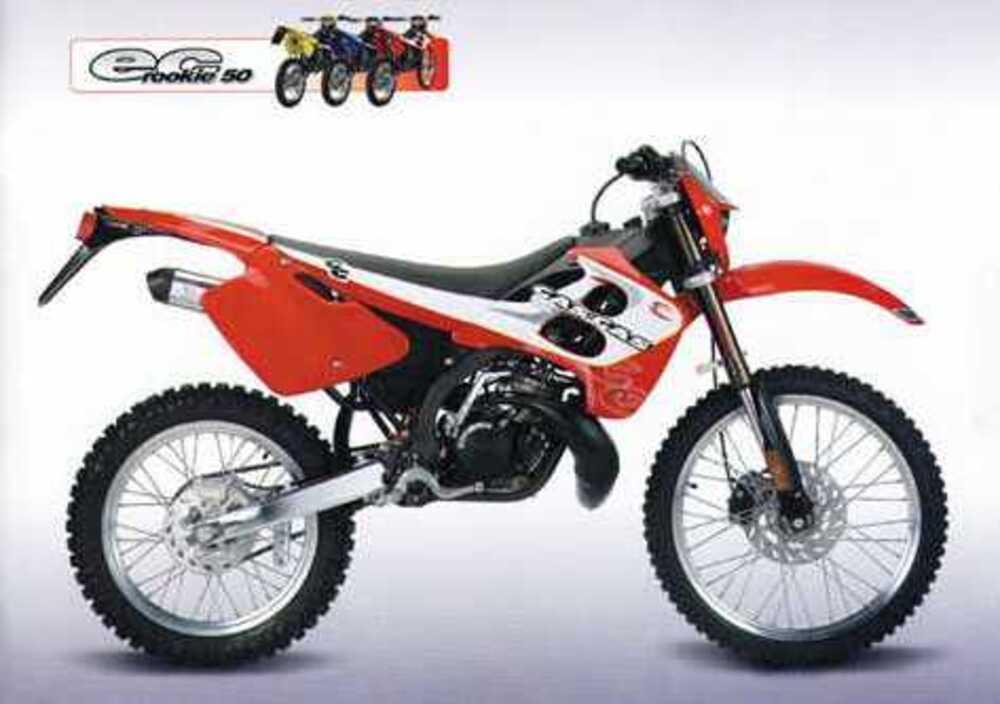 Gas Gas EC 50 Rookie (2000 - 01)
