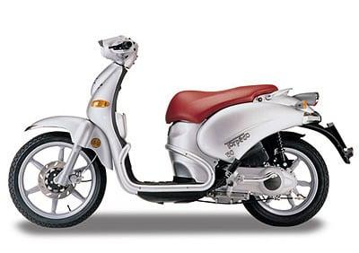Italjet Moto New Torpedo 150