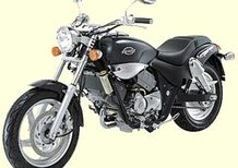Kymco Venox 250 (2000 - 06)
