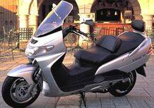 Suzuki Burgman AN 250 (2001 - 03)