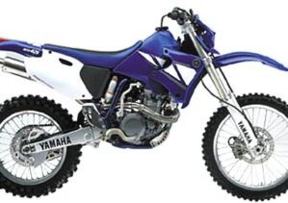 Yamaha WR 426 F (2000 - 01)