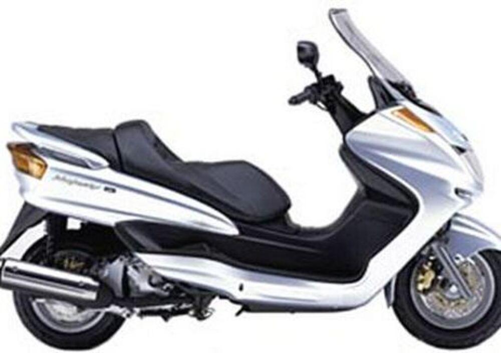 Yamaha Majesty 250 - 1999 - Moto e Scooter In vendita a