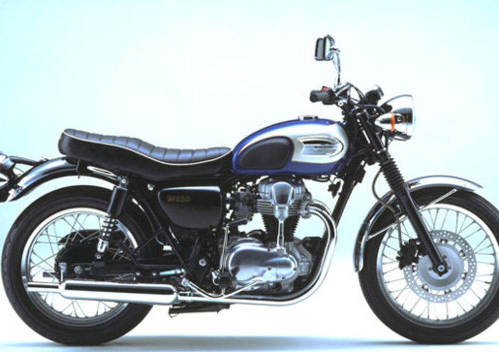 Kawasaki W 650 (2001 - 06)