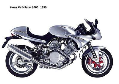Voxan Cafe' Racer 1000