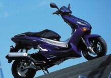 Yamaha Maxster 150