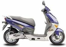 Hyosung Maxi Scooter Z3 Exceed (2002)