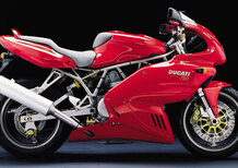Ducati SuperSport 750 (1999 - 02)