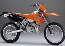 KTM EXC 200 GS