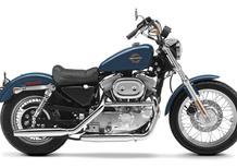 Harley-Davidson 883 Sportster Hugger (2001 - 02) - XLH