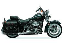 Harley-Davidson 1450 Heritage Softail Springer (1999 - 03) - FLSTS