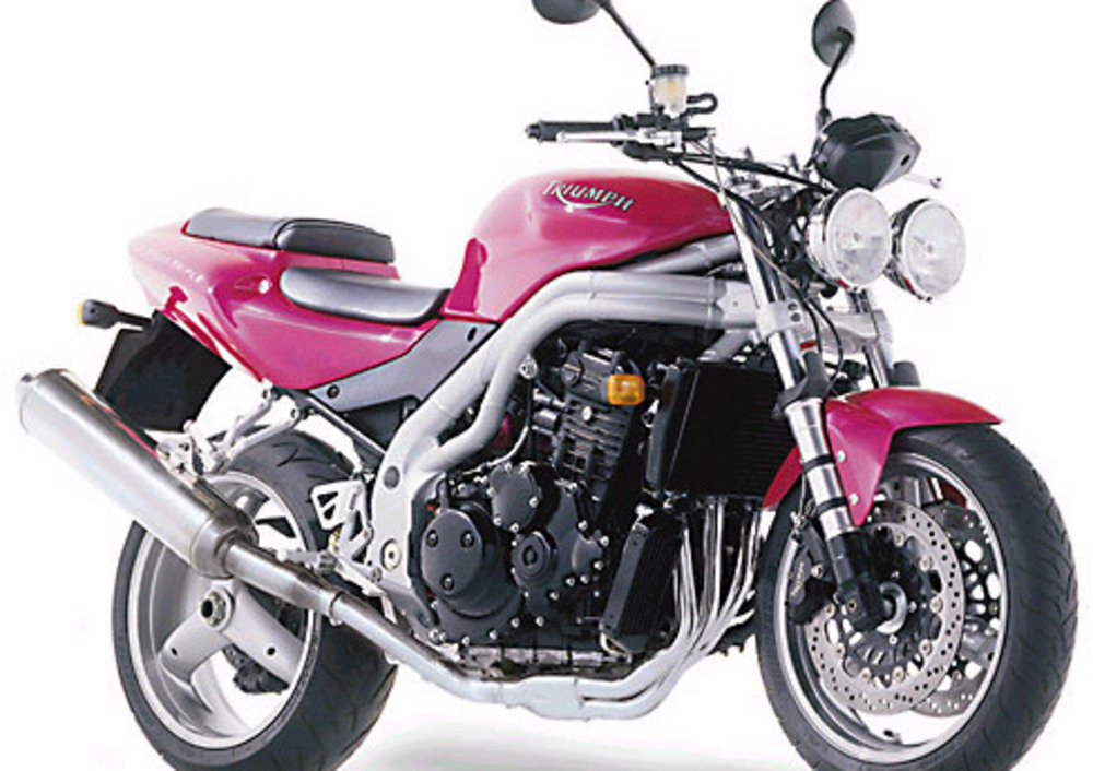 Triumph Speed Triple 955 (2002 - 04)