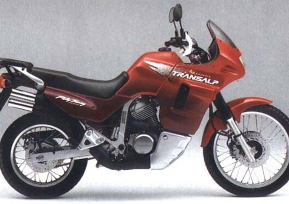 Honda Transalp Xl 600v 1997 99 Prezzo E Scheda Tecnica Motoit