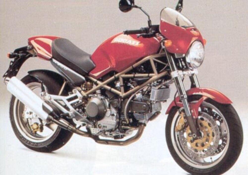 Ducati Monster 900 1997 98 Prezzo E Scheda Tecnica Moto It