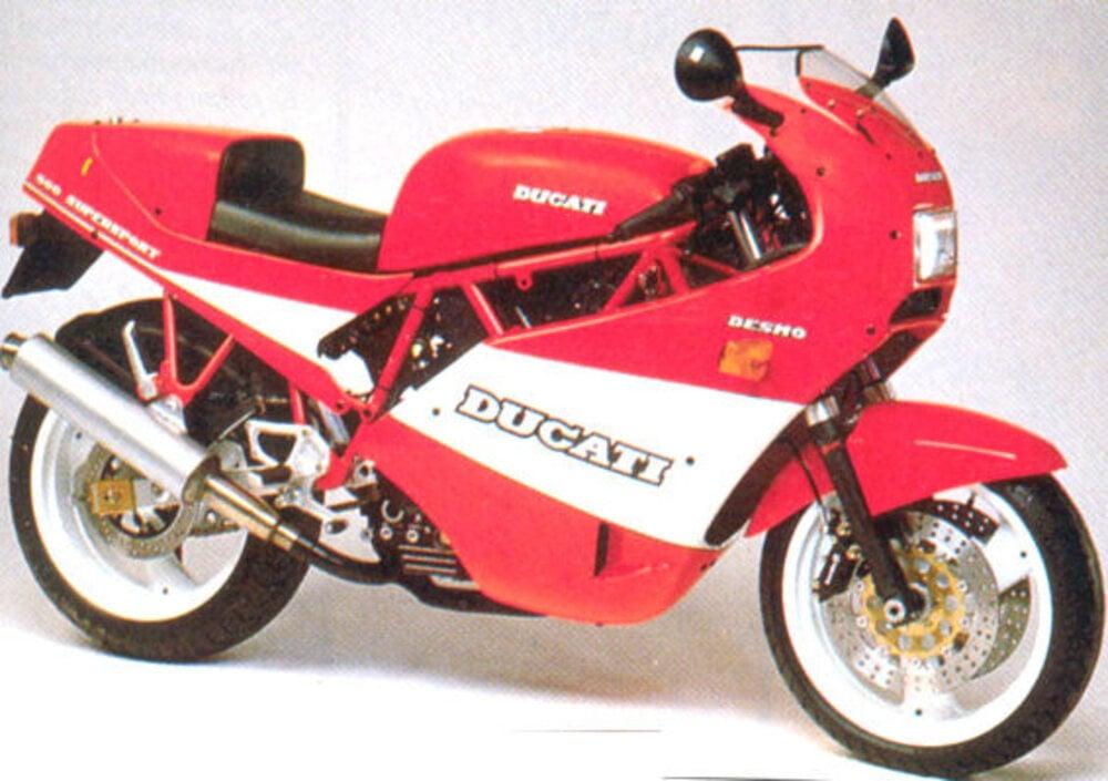 Ducati SuperSport 900 (1990)