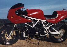 Ducati SS 750 Cup. (1991 - 97)