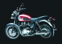 Triumph Bonneville T100 (2001 - 07)