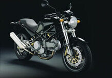 Ducati Monster 620 Dark (2003 - 06)