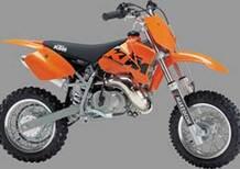 KTM SX  50 Pro Junior LC (2002 - 04)