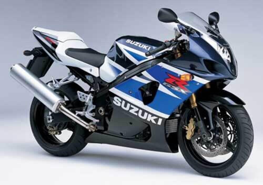 Suzuki GSX R 1000 (2003 - 04)