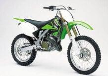 Kawasaki KL KX 125 (2003 - 04) - M2