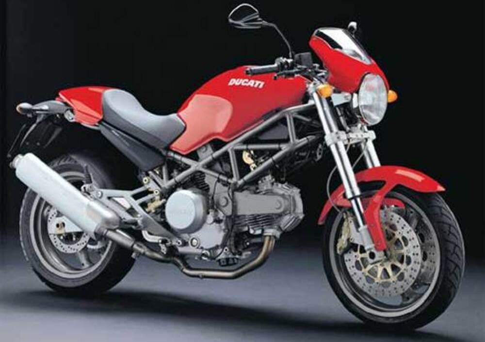 Ducati Monster  Scheda Tecnica