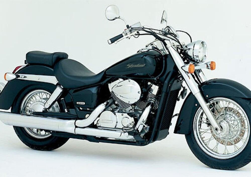 honda shadow 750 (2004), prezzo e scheda tecnica - moto.it
