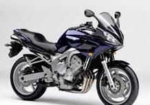 Yamaha FZ6 Fazer (2004 - 07)