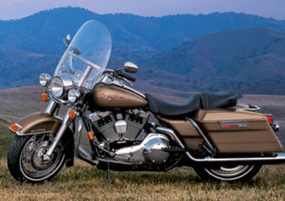 Harley-Davidson 1450 Road King (2002 - 04) - FLHRI