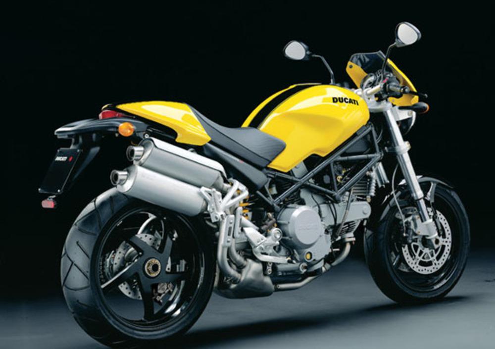 ducati monster s2 r (2004 - 07), prezzo e scheda tecnica - moto.it