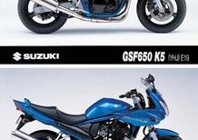 Suzuki GSF 650 Bandit (2005 - 06)