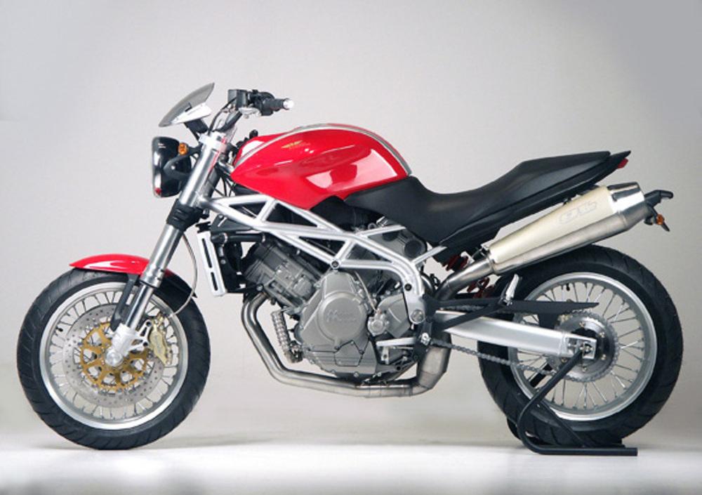 Moto Morini 9 1/2 (2006 - 13)