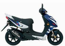 Suzuki Katana AY 50 Liquido (2005 - 06)