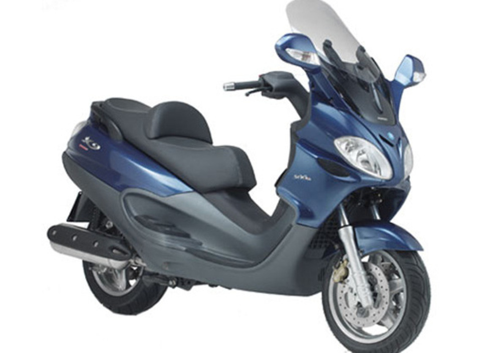 Piaggio X9 500 Evolution ABS