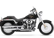 Harley-Davidson 1550 Fat Boy Iniezione (2005) - FLSTFIAE 15 Anniversario