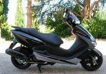 Yamaha Majesty 180 SV (2005 - 06)