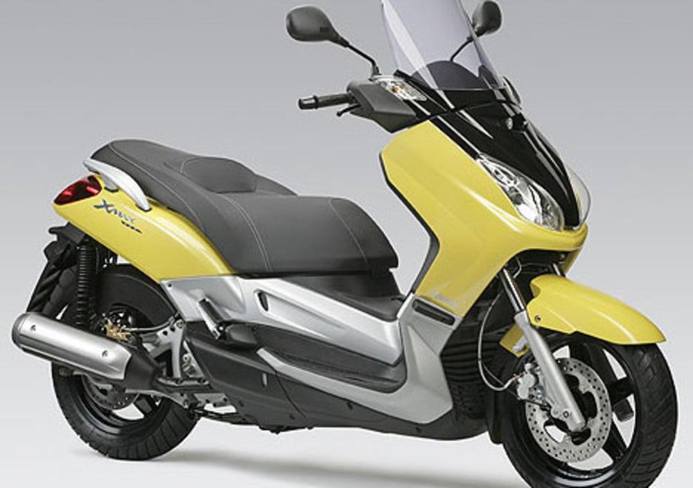 Schema Elettrico Max 250 : Yamaha max prezzo e scheda tecnica moto