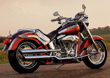 Harley-Davidson FLSTFSE Screamin' Eagle Fat Boy