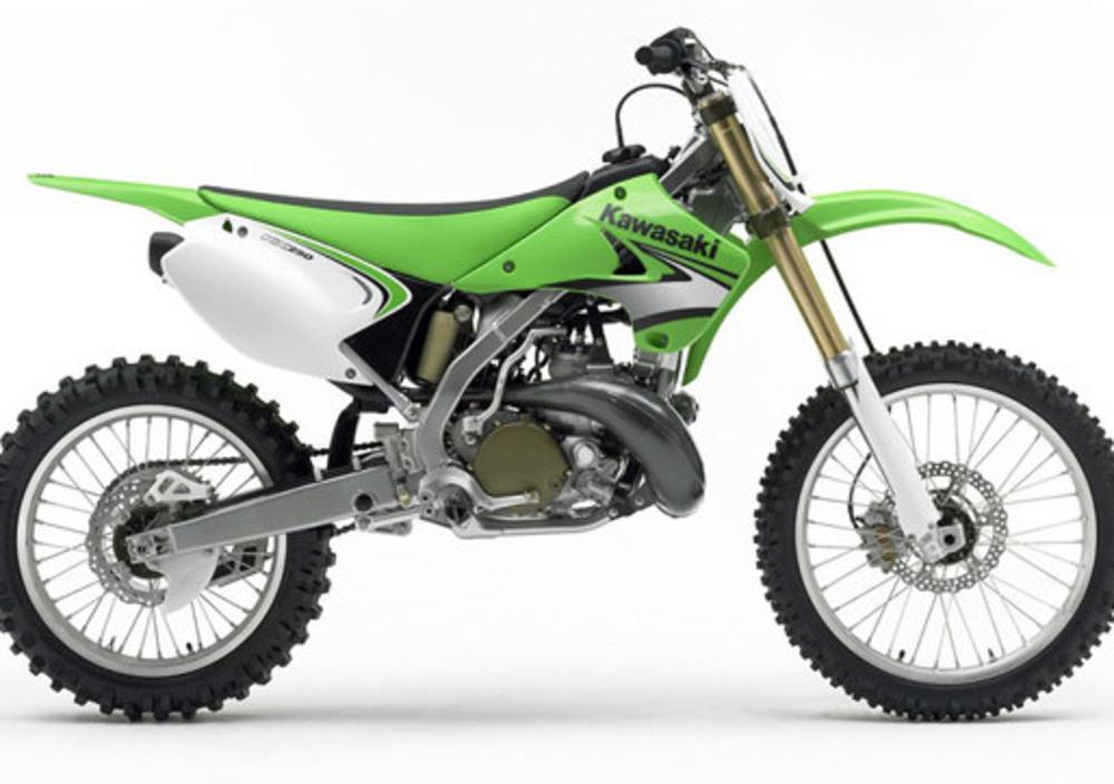Kawasaki KL KX 250 (2007)
