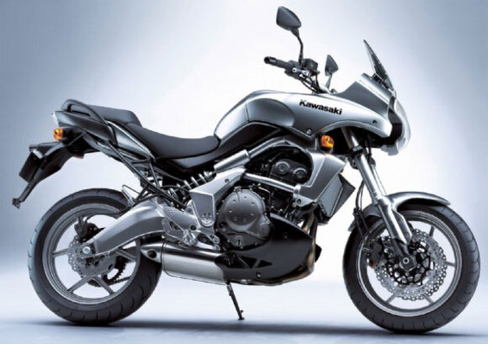Kawasaki Versys 650 (2006 - 09)