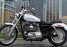 Harley-Davidson 1200C Sportster Custom (2007)