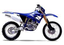 Yamaha WR 450 F 2WD
